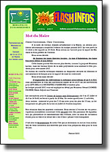 """Flash Infos"" n° 4"